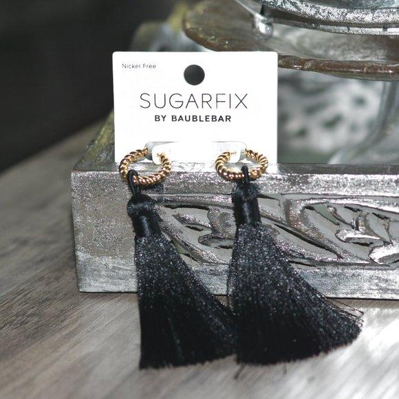SUGARFIX BY BAUBLEBAR Fringe Tassel Earrings